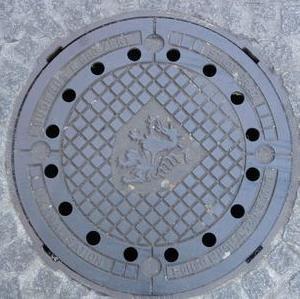 Kanaldeckel Österreich Graz
